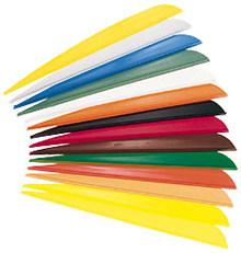 Pfeilbefiederung-BF-in-verschiedenen-Laengen-und-Farben